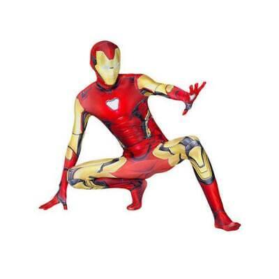Iron Man Costume Kids Boys Girls Cosplay - Ironman Halloween Kostüm