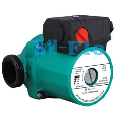 220v Hot Water Circulation Pump G 1-14 Ciruclator Pump For Solar Heater