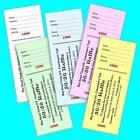 Number Ticket