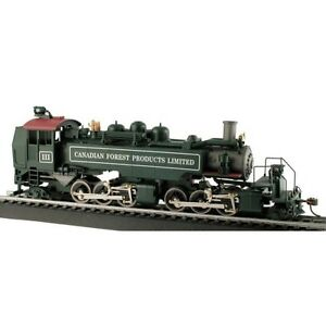 Mantua 351601 HO CFP-Green 2-6-6-2 T Articulated Logger Steam Locomotive