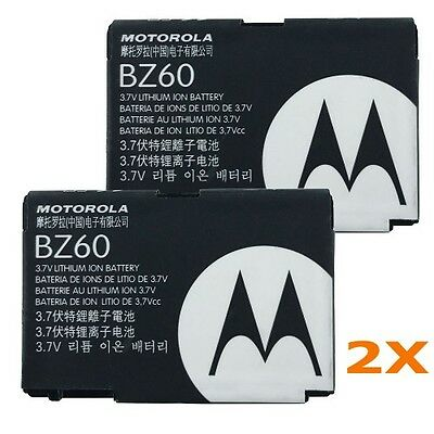 Motorola Razr V3 Replacement Battery (OEM MOTOROLA BZ60 BATTERY FOR RAZR V3,V3A,V3C,V3I,V3M,V3T,V3XX,V6 MAXX PEBEL 2X )