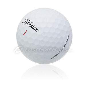 50 Titleist Pro V1x 2014 Mint Used Golf Balls AAAAA