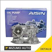Turbo Oil Pump
