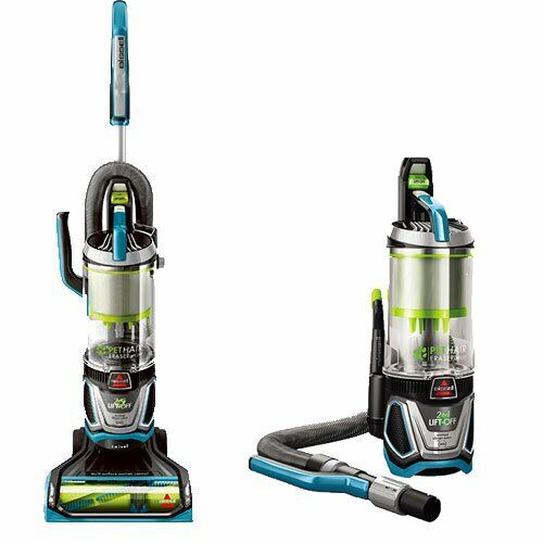 BISSELL 2087 Pet Hair Eraser Lift-off Bagless Upright Vacuum
