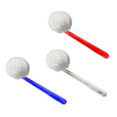 (Genuine JL Toilet Bowl Mop Deluxe White, by Janilink, 10Pieces)