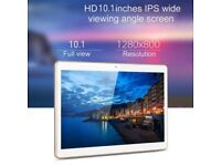 """10.1"""" Android 5.1 Tablet PCs Dual Sim 16 GB Memory 2 GB RAM Dual Cam 3G"""