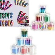 Nail Art Stickers Set