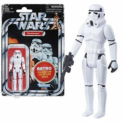 Stormtrooper - Star Wars The Retro Collection Action Figure