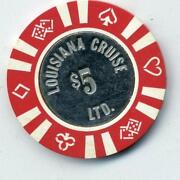 Louisiana Casino Chips