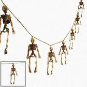 Halloween Plastic Skeletons