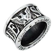 Eagle Scout Ring