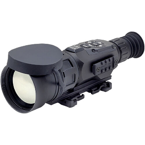 Atn Thor-hd 640 5-50x Thermal Smart Hd Rifle Scope Tiwsth645a