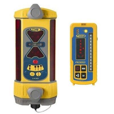 Spectra Laser Lr30w Machine Control Receiver Wwireless In-cab Display