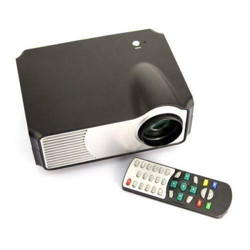Mini projector hdmi ebay for Hdmi pocket projector