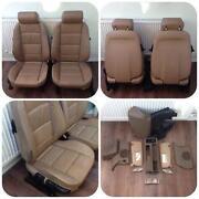 BMW E36 Leather Interior