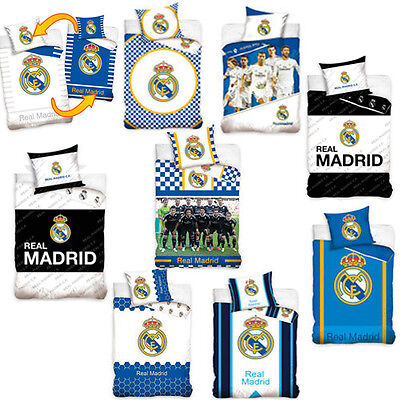 купить Fußball Bettwäsche Real Madrid Ronaldo Football 135x200