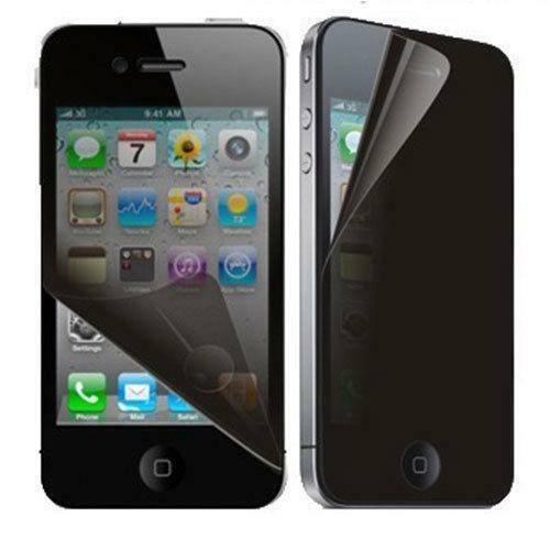 iPhone 4 Anti Spy Screen Protector   eBay