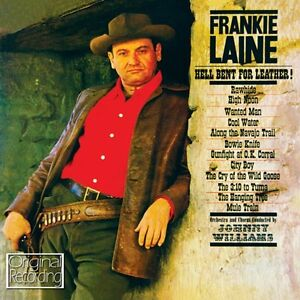 Frankie Laine - Hell Bent For Leather CD