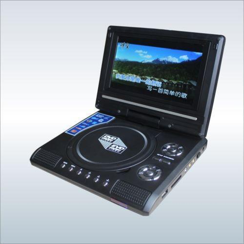 mini portable dvd player ebay. Black Bedroom Furniture Sets. Home Design Ideas