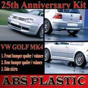 VW Golf MK4 Anniversary