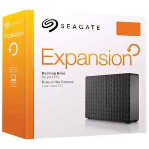 "Seagate Expansion 3TB 3.5"" USB 3.0 External Hard Drive"