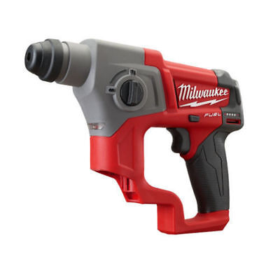 Milwaukee M12 Fuel 12v Li-ion 58 Cordless Sds Rotary Hammer 2416-20