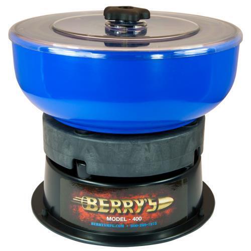 Vibratory Tumbler Free Shipping (Berry