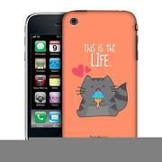 iPhone 3GS Case Cat