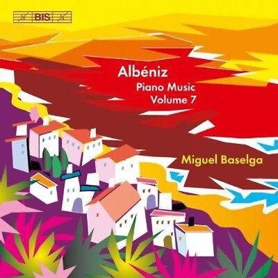 Miguel Baselga   Piano Music 7  New Cd