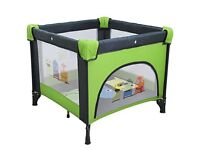 Foldable Square Baby Playpen