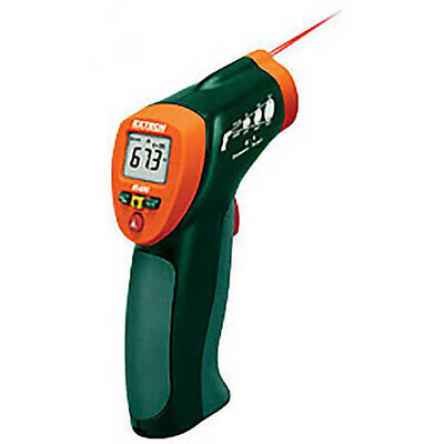 Extech Ir400 Mini Infrared Ir Thermometer Built-in Laser Pointer