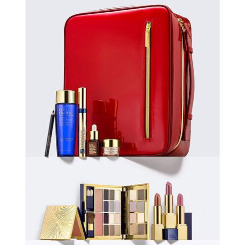 Estee Lauder 2015 Blockbuster Makeup Travel Gift Kit / Set -