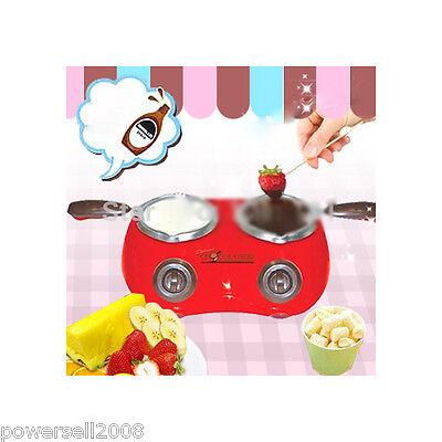 Фондю New Red Mini Electric Chocolate