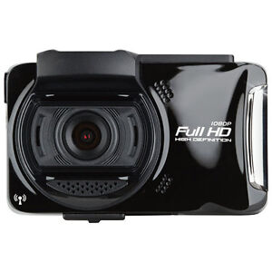 "The Original Dash Cam Ultra Full HD 1080p Dashcam with 2.4"" LCD"
