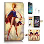 Superwoman Mobile Phone Cases, Covers & Skins for Apple