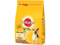 Pedigree Complete Vital Protection Chicken Dry Small Dog Food 2.7kg