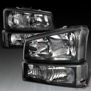 Silverado Black Headlights