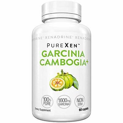 PureXen, Garcinia Cambogia+, 60 Caplets