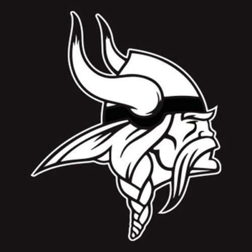Minnesota Vikings Decal Football Nfl Ebay
