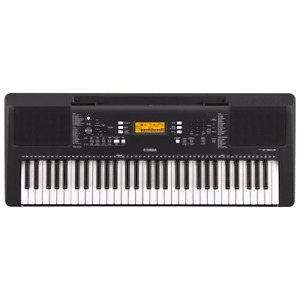 YAMAHA PSRE363 61 KEY PORTABLE KEYBOARD