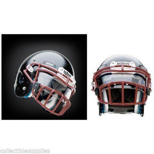 Football Visors For Helmets : Oakley youth football visors louisiana bucket brigade