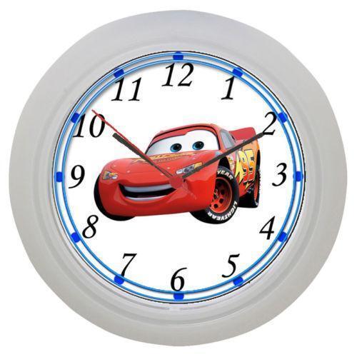 Lightning Mcqueen Clock Ebay
