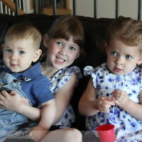 Searching for an energetic, warm nanny to be part of our family