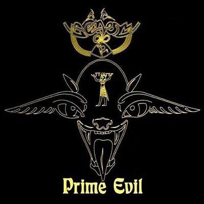 Venom   Prime Evil  New Cd