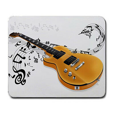 Hot New Guitars Design Large Mousepad Mouse Pad Free Shipping