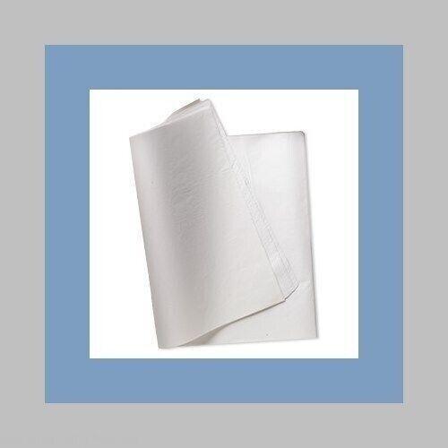 """25 sheets Non Tarnish Tissue Paper 20"""" x 30"""" White Acid-free pH-neutral ~ anti"""