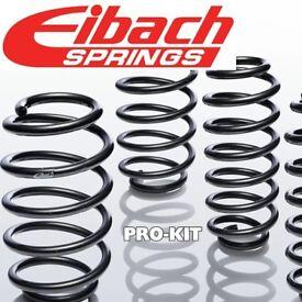 Toyota Celica VVTI Rear Lowering Springs Eibach Pro Kit