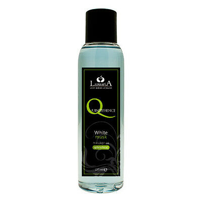 Quintessenz Öl Massage Aphrodisiakum Bei Muschio Weiß 125 ML Sexy Shop Spielzeug