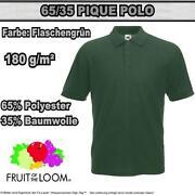Herren Poloshirt XXL