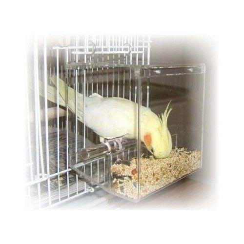 Bird Cage Dishes Ebay